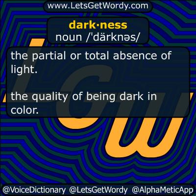 darkness 11/02/2017 GFX Definition