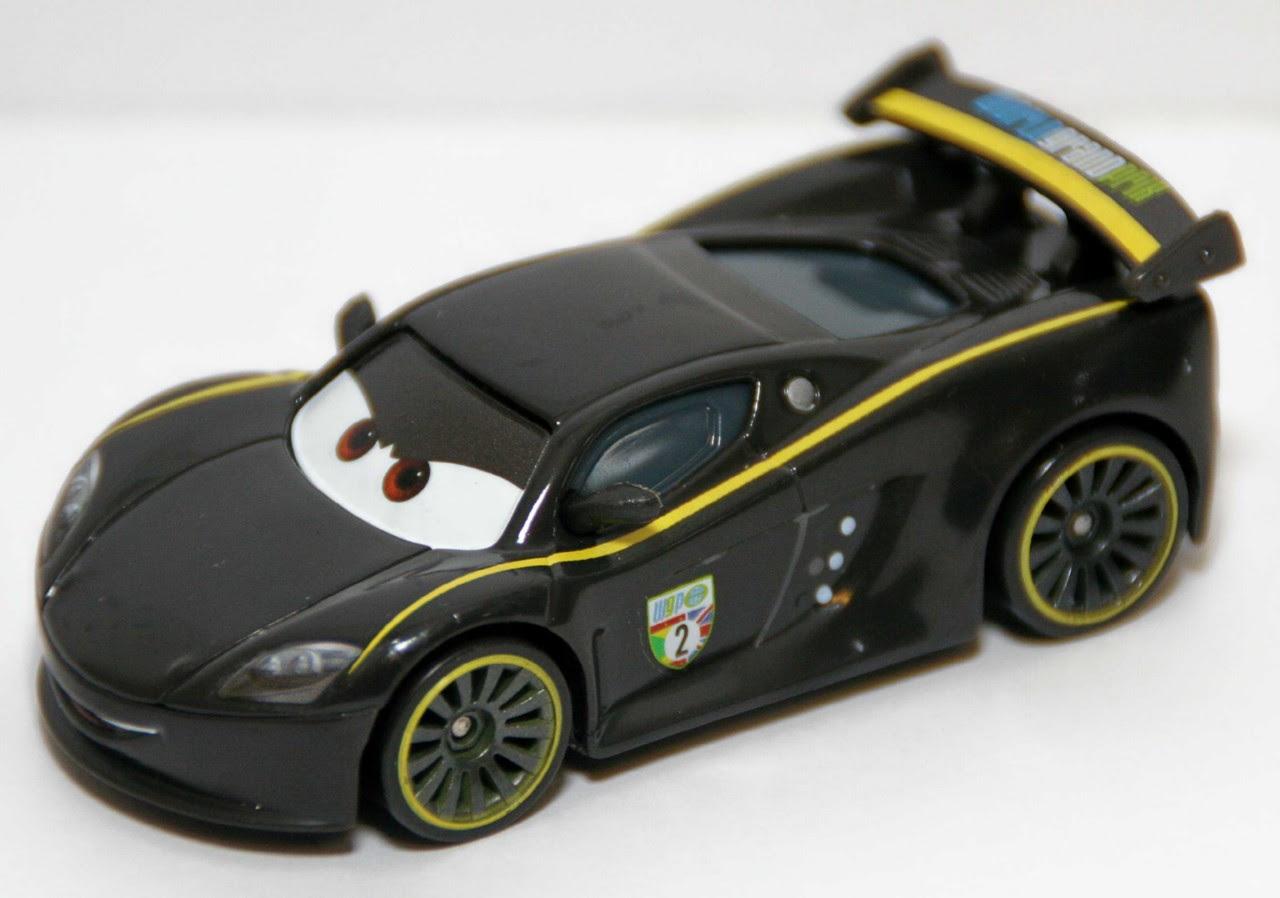 Lewis Hamilton Cars 2 Diecast Disney-cars-2-lewis-hamilton ...