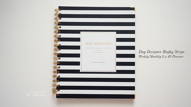 Blue Sky Day Planner
