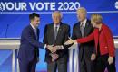 DNC announces debate qualification threshold for South Carolina
