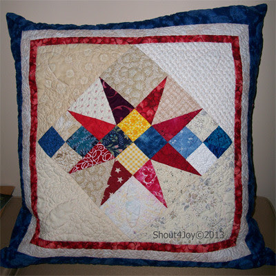Catch a Falling Star Pillow