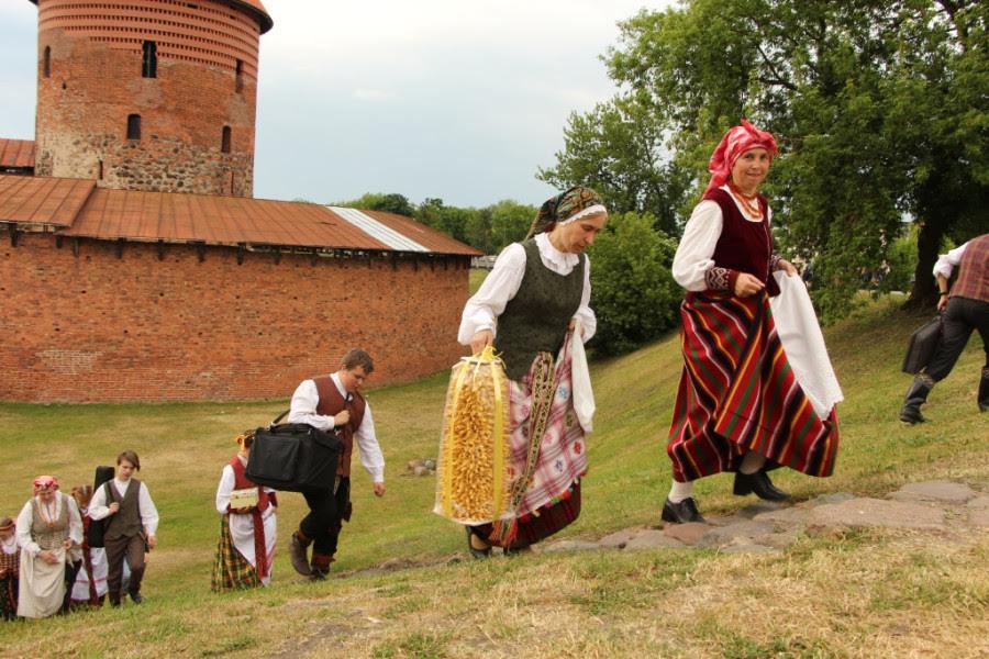 Фольклорный фестиваль Atataria в Каунасе  (31)