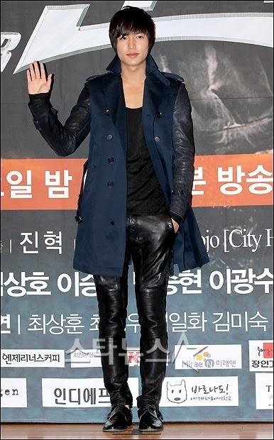 """Minho in """"City Hunter"""" - Lee Min Ho Photo (23160737) - Fanpop"""