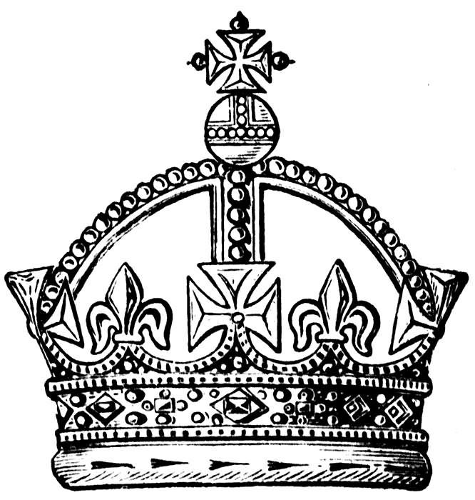 Kings Crown Tattoo Design