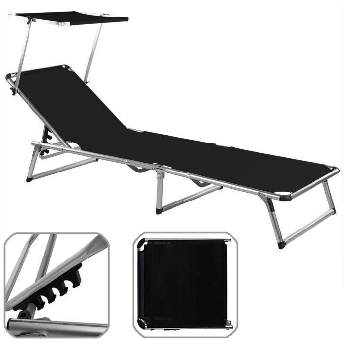 de avec pare et terrasseChaise soleil Table longue chaises vNPmn08Owy