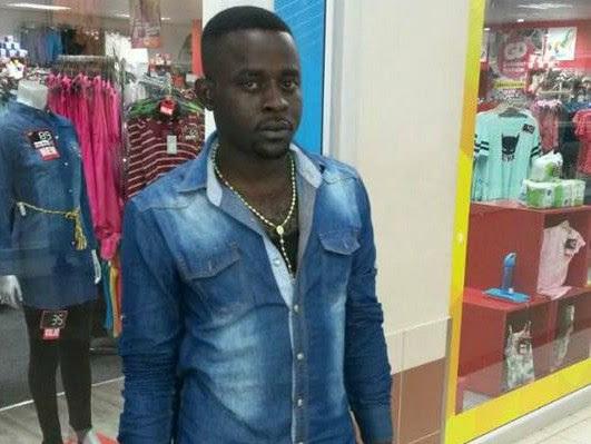Ebuka Okri killed by South African Police