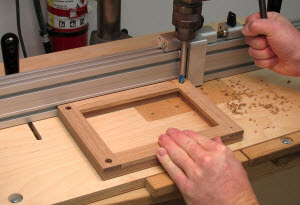 Building A Craftman Style Picture Frame