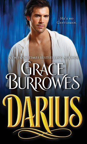 Darius (Lonely Lords) by Grace Burrowes