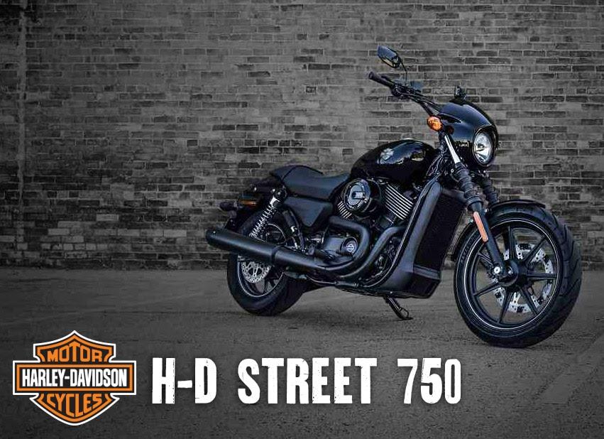 2015 H-D Street 750