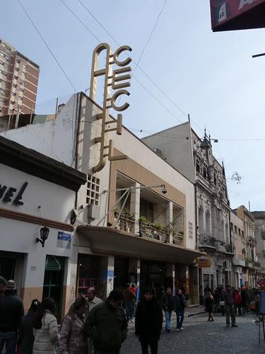 Hotel Cecil, Buenos Aires