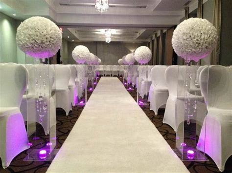 50cm 2pcs/lot Flower Ball Artificial Wedding Table