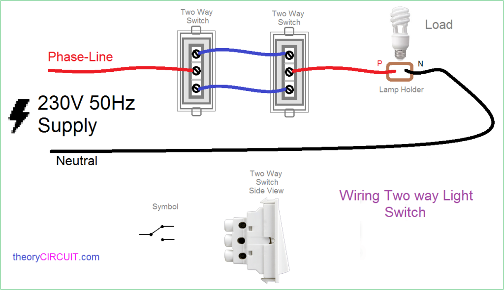 Diagram Wiring Diagram For Two Way Light Switch Full Version Hd Quality Light Switch Bpmdiagramxy Orbicolare It