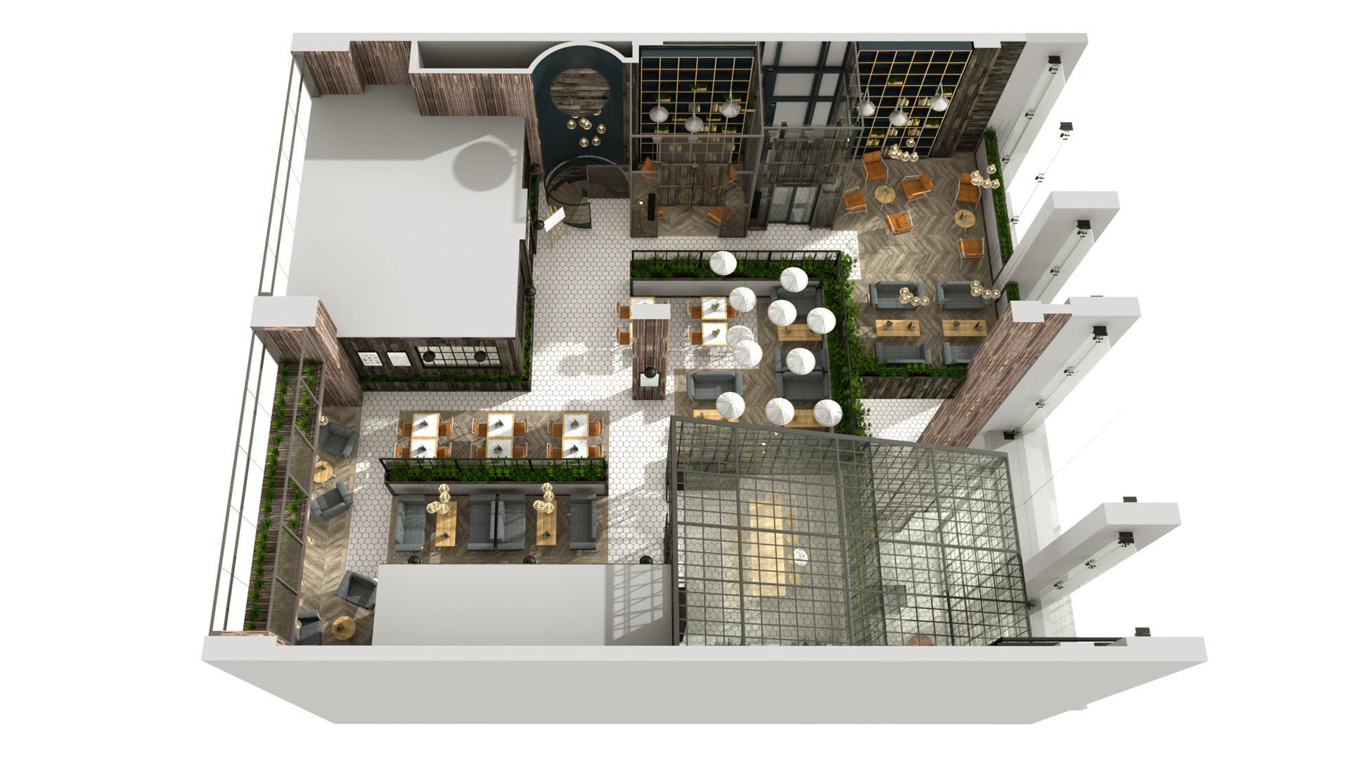 Brew 92 | Coffee Shop Design | Coffee Shop Designers