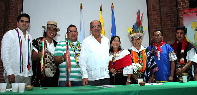 Cabildos indígenas de Cali tienen nuevos gobernantes