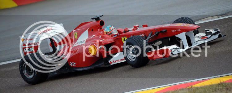 Fernando Alonso F150