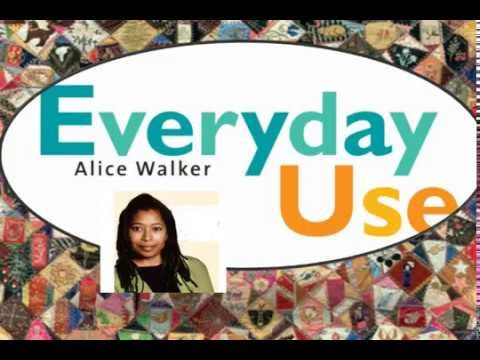 everyday use heritage Everyday use is a short story written by alice walker and is a story about heritage and the deep south this essay is my response to reading the short story and what it.