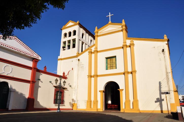 Leon, Nicaragua, Iglesia de San Francisco