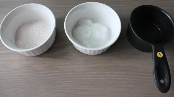 Saç için ingredients2 Deniz Tuzu Sprey