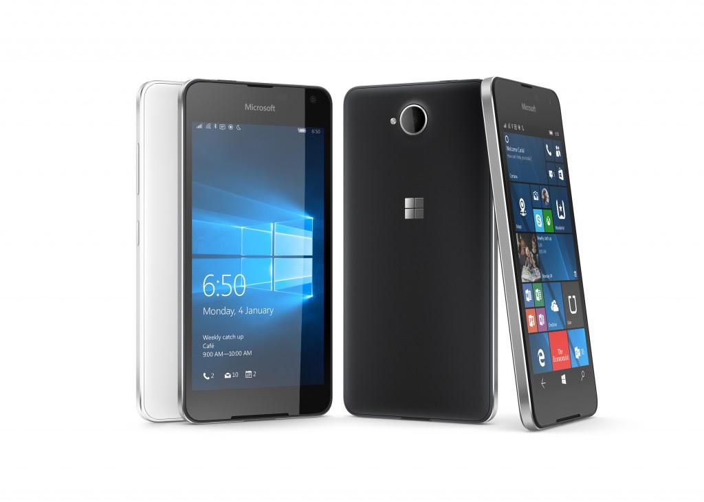 الأعلان رسمياً عن هاتف Microsoft Lumia 650