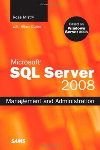 [PDF] Microsoft SQL Server 2008 Management and Administration Free Download