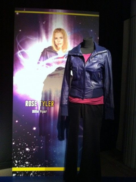 Doctor Who Cosplay and Costuming - Rose Tyler Breakdown - Series 4 and 50th Special