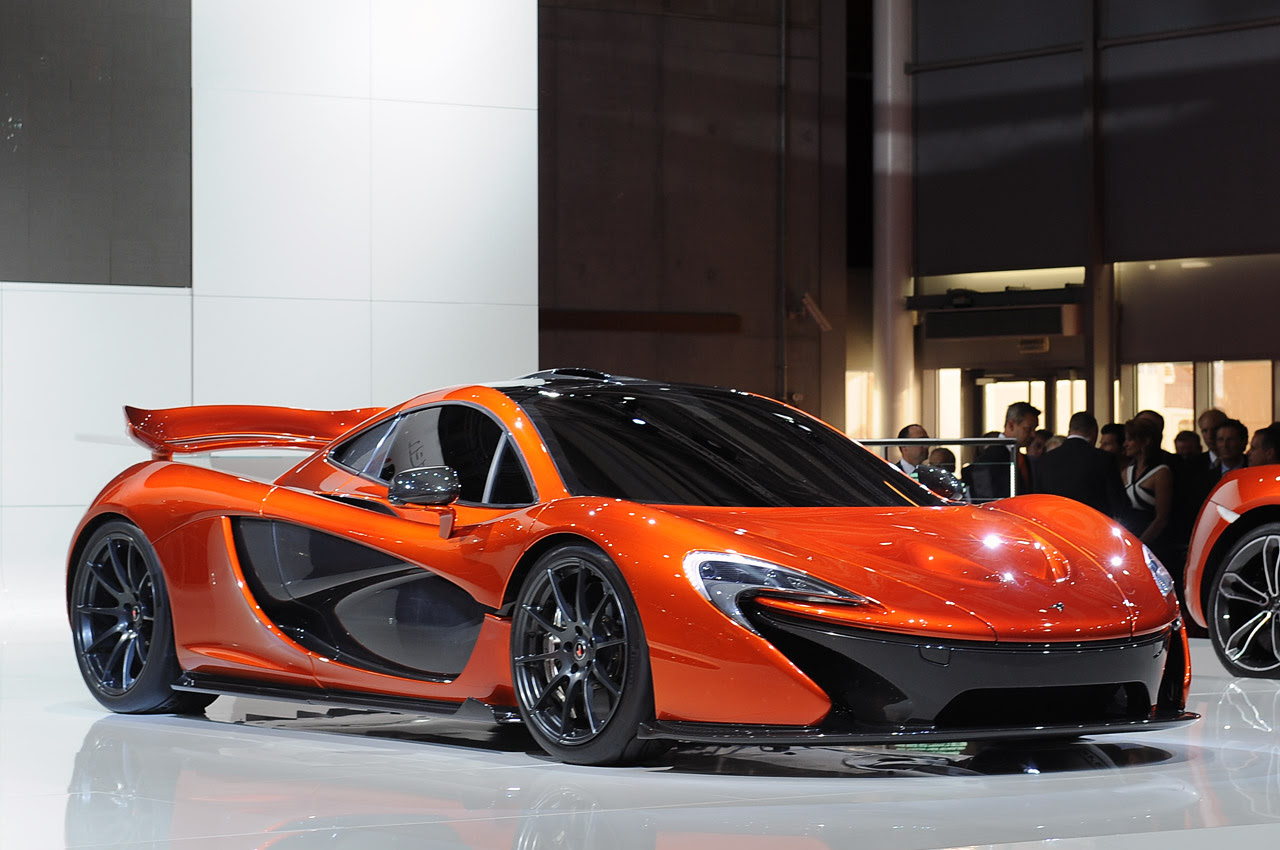 McLaren P1: Paris 2012 Photo Gallery  Autoblog