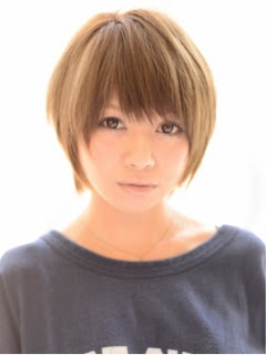 ショート:ヘアスタイル髪型 ビューティーBOXヘアカタログ:1