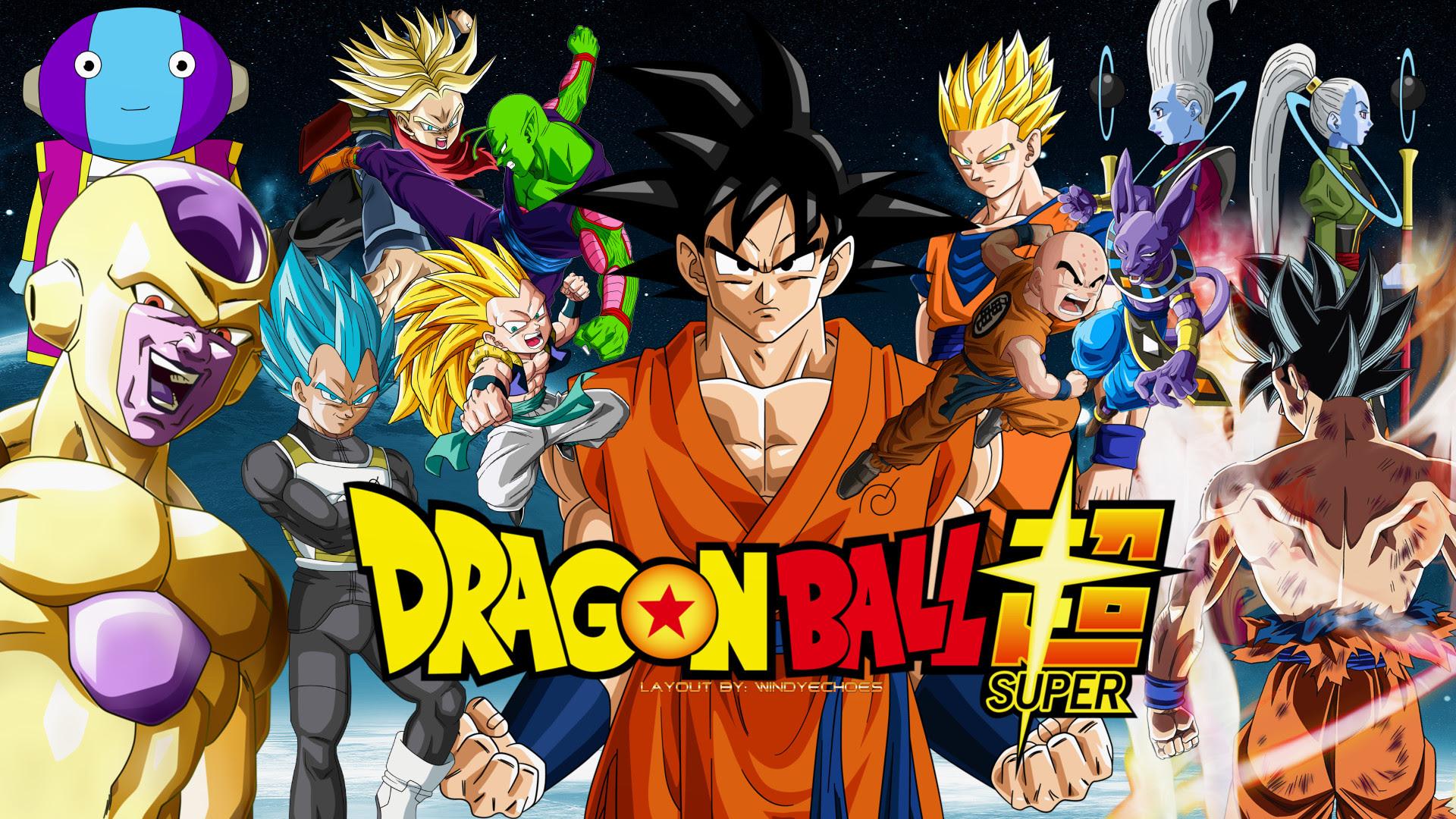 Dragon Ball Super Wallpaper 58+ images