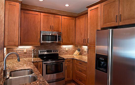 Birch Kitchen Cabinets :: Kitchens with Birch Cabinets ...
