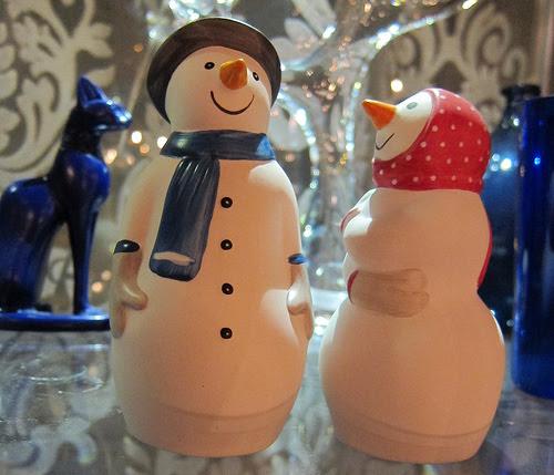 Mr & Mrs Snow