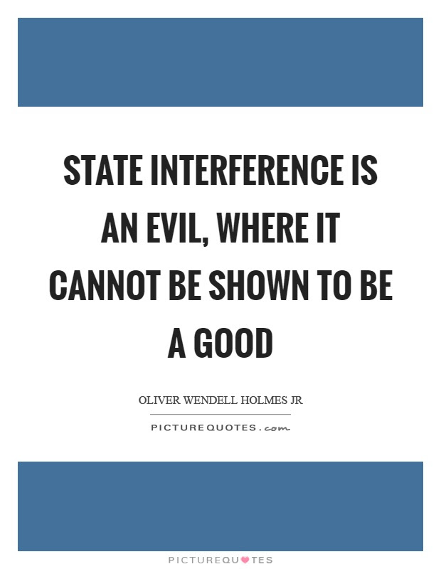 Interference Quotes & Sayings | Interference Picture Quotes