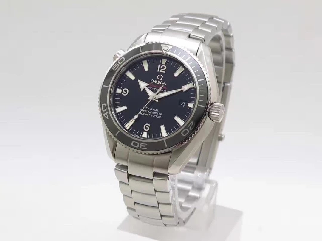 Replica Omega Planet Ocean 42mm LiquidMetal