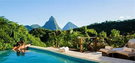 Weddings & Honeymoons   Anse Chastanet Resort   St Lucia