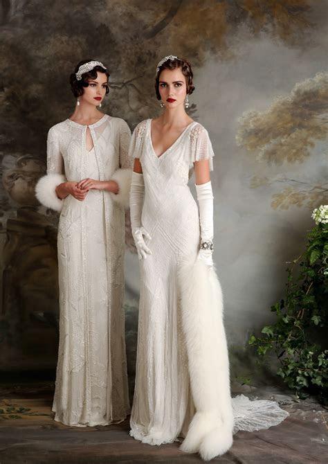 Eliza Jane Howell   Elegant Art Deco Inspired Wedding