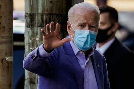 TREND ESSENCE:Biden Outlines $1.9 Trillion Spending Package to Combat Virus and Downturn