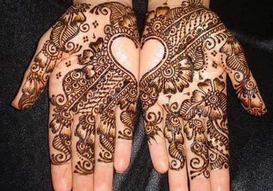 boy wedding mehndi design
