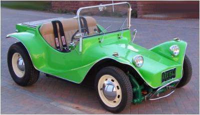 Berrien Buggy Roadster T