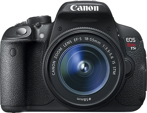 Canon EOS Rebel T5i, Digital Cameras, DSLR