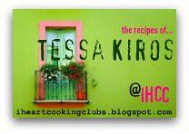 IHCC Tessa Kiros Button