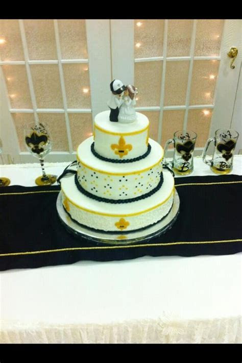 388 best SAINTS CAKES, COOKIES, CUPCAKES & MORE!!!! images