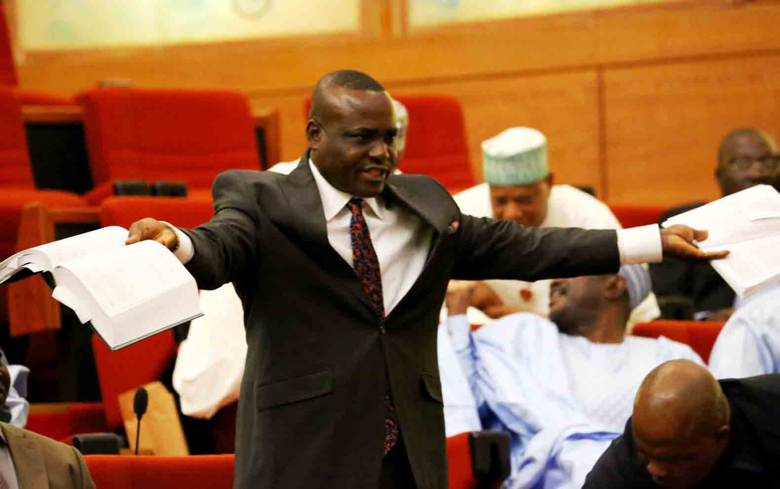 """Some Senators Who Defected Have Returned To APC"" – Ita Enang"