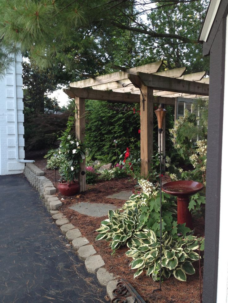 Backyard Shade Garden Ideas