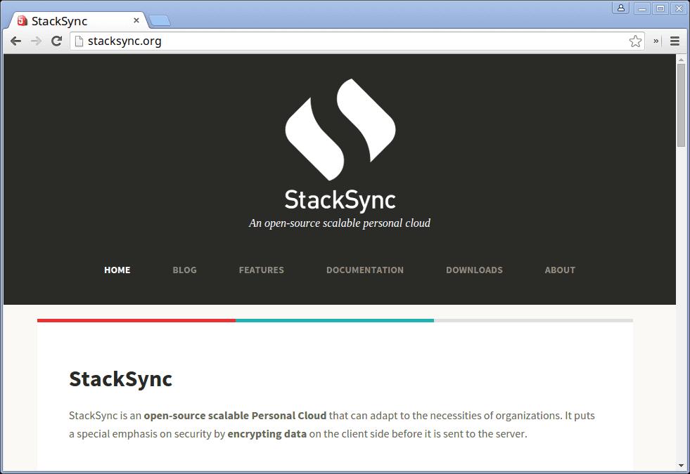 StackSync Cloud Storage