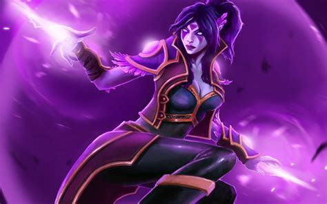 templar assassin dota game wallpapers hd  desktop
