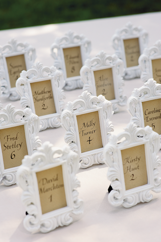 50+ Great Mini Picture Frames Wedding Favors - Zachary-kristen