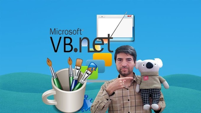 [100% Off UDEMY Coupon] - Design Modern GUI Apps in VB.Net-for Left to Right Languages