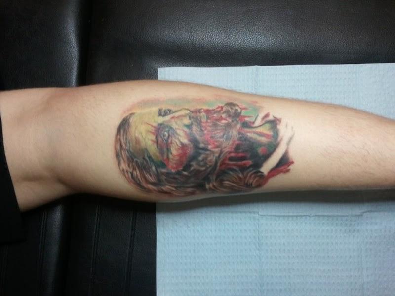 Jesus Tattoos Tattoos Book