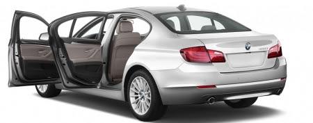 2012 BMW 5 Series. (BMW)