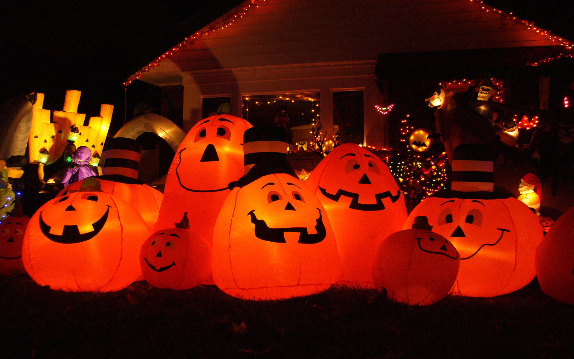 Halloween Screensavers And Wallpaper 58 Images