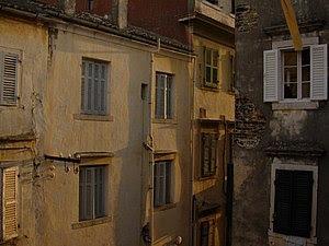 Ελληνικά: Σπίτια κοντά στην Πλακάδα του Αγίου ...